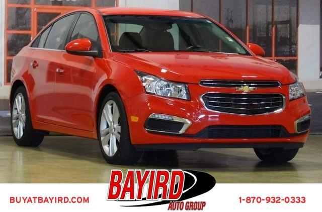 2016 Chevrolet Cruze Limited for sale at Bayird Pre-Owned Supercenter of Jonesboro in Jonesboro AR