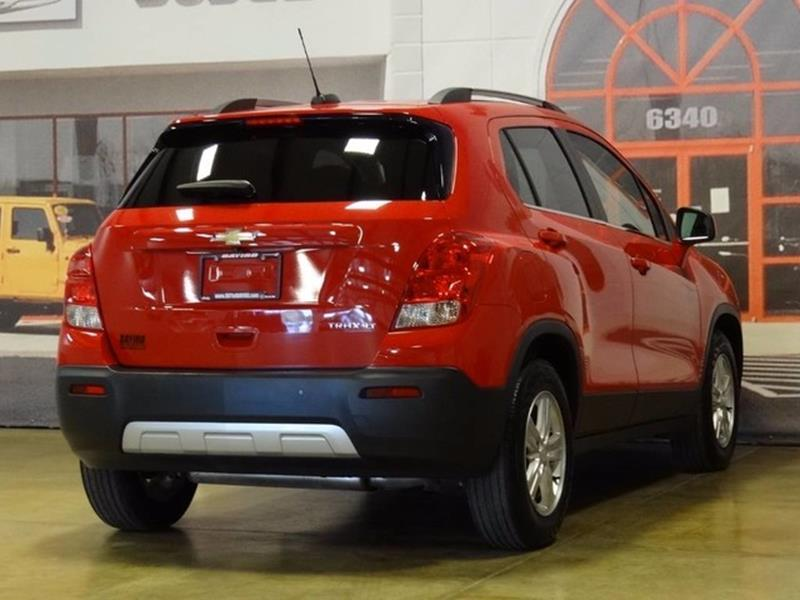 2015 Chevrolet Trax for sale at Bayird Pre-Owned Supercenter of Jonesboro in Jonesboro AR