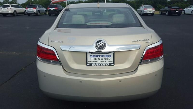 2011 Buick LaCrosse for sale at Bayird Pre-Owned Supercenter of Jonesboro in Jonesboro AR
