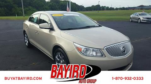 2011 Buick LaCrosse for sale at Bayird Pre-Owned Supercenter of Jonesboro in Jonesboro AR