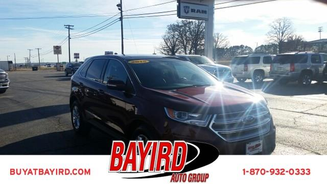 2015 Ford Edge for sale at Bayird Pre-Owned Supercenter of Jonesboro in Jonesboro AR