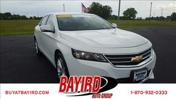 2015 Chevrolet Impala for sale at Bayird Pre-Owned Supercenter of Jonesboro in Jonesboro AR