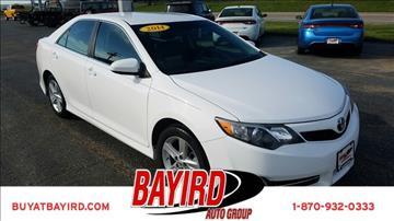 2014 Toyota Camry for sale at Bayird Pre-Owned Supercenter of Jonesboro in Jonesboro AR