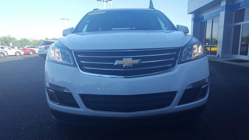 2017 Chevrolet Traverse for sale at Bayird Pre-Owned Supercenter of Jonesboro in Jonesboro AR