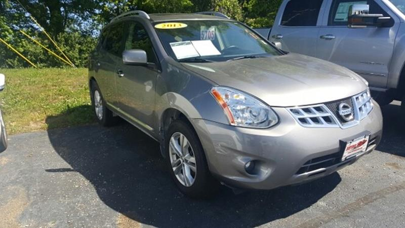 2013 Nissan Rogue for sale at Bayird Pre-Owned Supercenter of Jonesboro in Jonesboro AR
