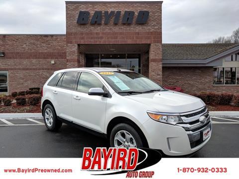2013 Ford Edge for sale at Bayird Pre-Owned Supercenter of Jonesboro in Jonesboro AR