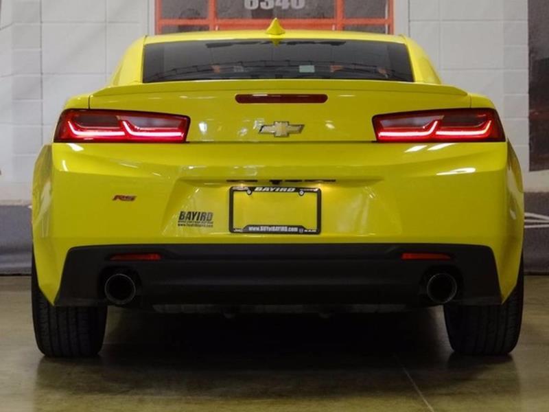 2016 Chevrolet Camaro for sale at Bayird Pre-Owned Supercenter of Jonesboro in Jonesboro AR