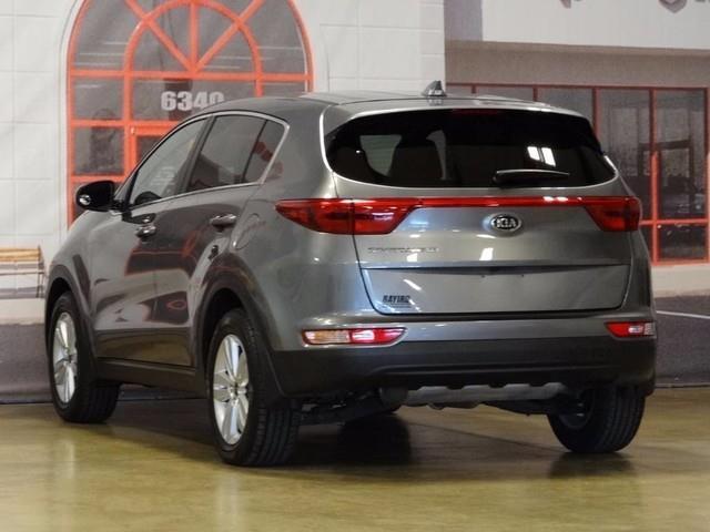 2017 Kia Sportage for sale at Bayird Pre-Owned Supercenter of Jonesboro in Jonesboro AR