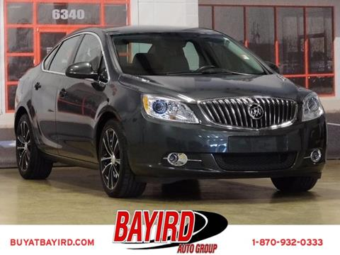 2017 Buick Verano for sale at Bayird Pre-Owned Supercenter of Jonesboro in Jonesboro AR