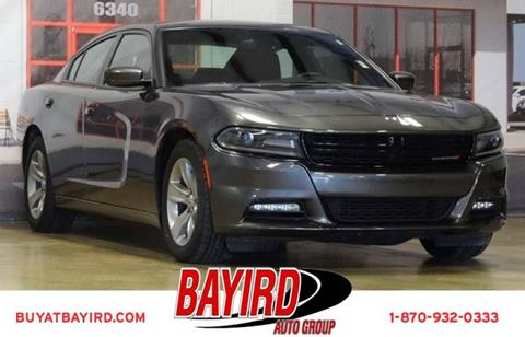 2016 Dodge Charger for sale at Bayird Pre-Owned Supercenter of Jonesboro in Jonesboro AR