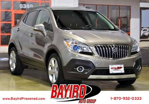 2015 Buick Encore for sale at Bayird Pre-Owned Supercenter of Jonesboro in Jonesboro AR