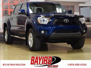 2014 Toyota Tacoma for sale at Bayird Pre-Owned Supercenter of Jonesboro in Jonesboro AR
