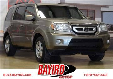 2009 Honda Pilot for sale at Bayird Pre-Owned Supercenter of Jonesboro in Jonesboro AR