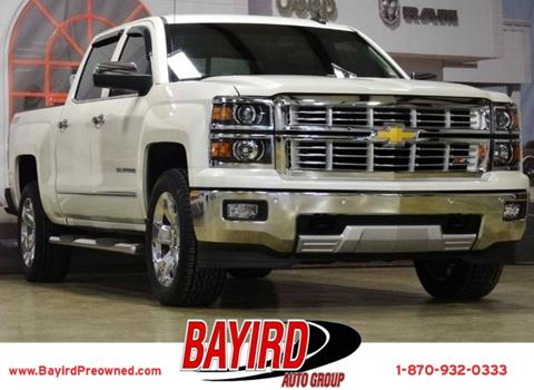 2015 Chevrolet Silverado 1500 for sale at Bayird Pre-Owned Supercenter of Jonesboro in Jonesboro AR