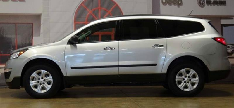 2015 Chevrolet Traverse for sale at Bayird Pre-Owned Supercenter of Jonesboro in Jonesboro AR