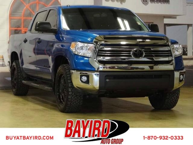 2016 Toyota Tundra for sale at Bayird Pre-Owned Supercenter of Jonesboro in Jonesboro AR