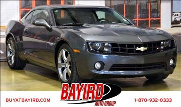 2011 Chevrolet Camaro for sale at Bayird Pre-Owned Supercenter of Jonesboro in Jonesboro AR