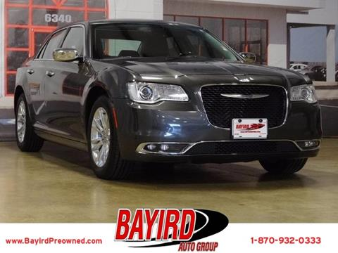 2016 Chrysler 300 for sale at Bayird Pre-Owned Supercenter of Jonesboro in Jonesboro AR