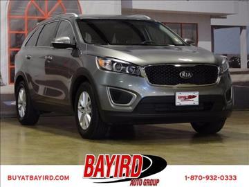 2016 Kia Sorento for sale at Bayird Pre-Owned Supercenter of Jonesboro in Jonesboro AR