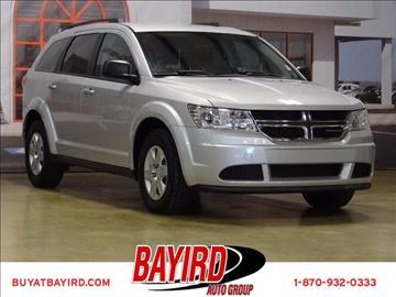 2012 Dodge Journey for sale at Bayird Pre-Owned Supercenter of Jonesboro in Jonesboro AR