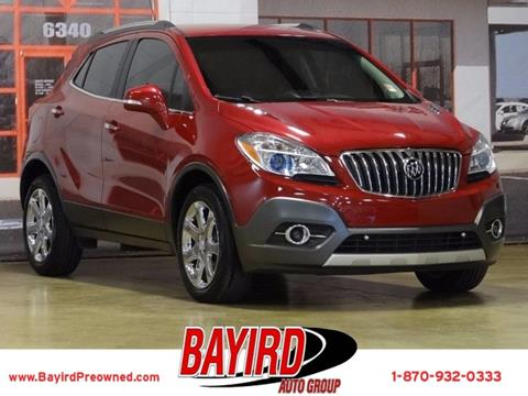 2014 Buick Encore for sale at Bayird Pre-Owned Supercenter of Jonesboro in Jonesboro AR
