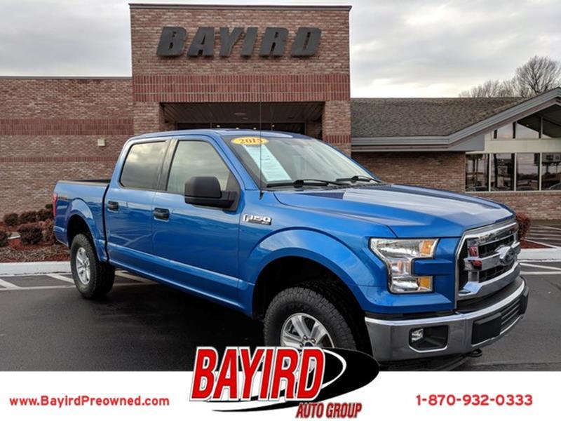 2015 Ford F-150 for sale at Bayird Pre-Owned Supercenter of Jonesboro in Jonesboro AR
