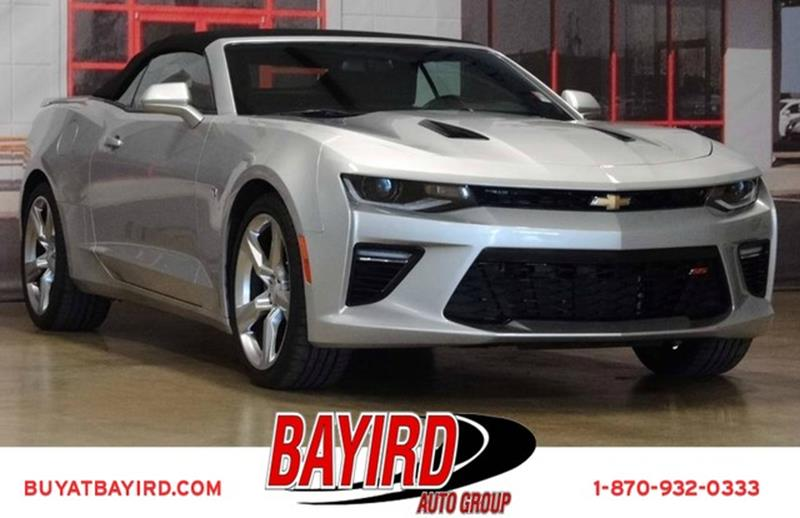 2017 Chevrolet Camaro for sale at Bayird Pre-Owned Supercenter of Jonesboro in Jonesboro AR