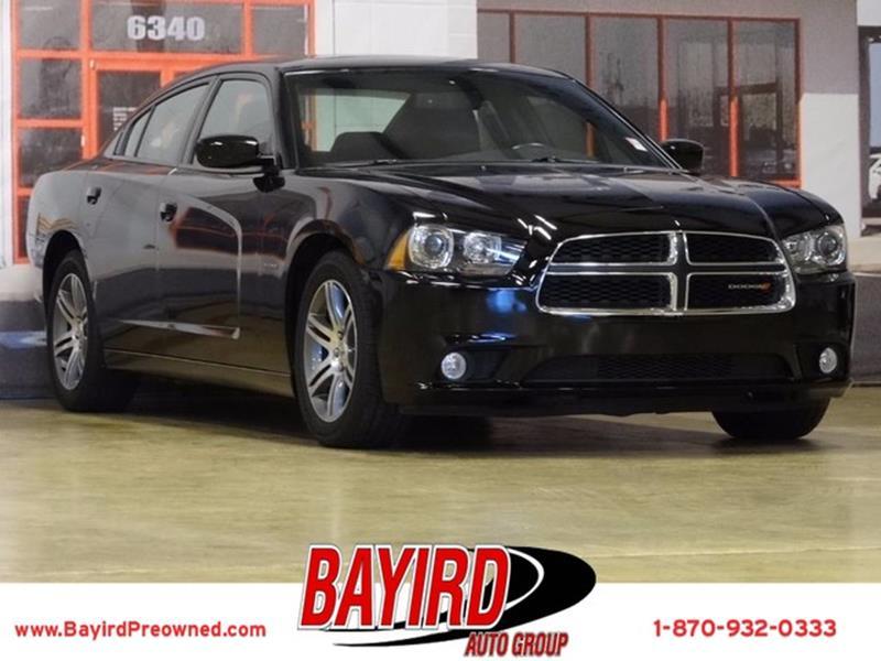 2014 Dodge Charger for sale at Bayird Pre-Owned Supercenter of Jonesboro in Jonesboro AR