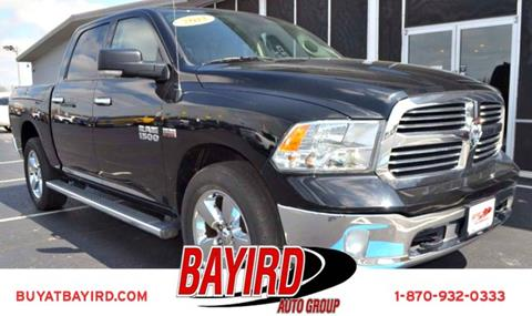 2014 RAM Ram Pickup 1500 for sale at Bayird Pre-Owned Supercenter of Jonesboro in Jonesboro AR