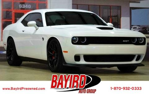 2016 Dodge Challenger for sale in Jonesboro, AR