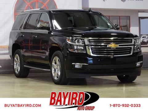 2016 Chevrolet Tahoe for sale at Bayird Pre-Owned Supercenter of Jonesboro in Jonesboro AR