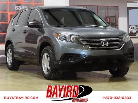 2014 Honda CR-V for sale at Bayird Pre-Owned Supercenter of Jonesboro in Jonesboro AR