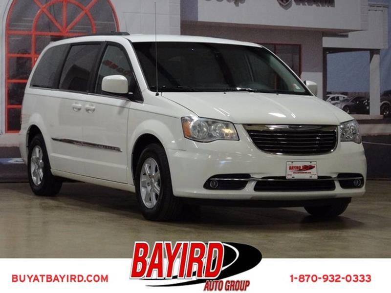 2013 Chrysler Town and Country for sale at Bayird Pre-Owned Supercenter of Jonesboro in Jonesboro AR