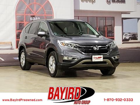 2015 Honda CR-V for sale in Jonesboro, AR