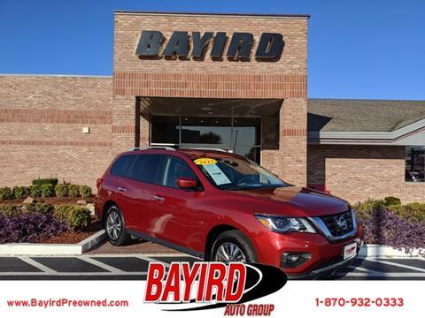 2017 Nissan Pathfinder for sale in Jonesboro, AR