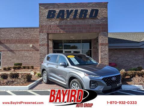 2019 Hyundai Santa Fe for sale in Jonesboro, AR