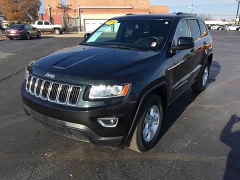 2014 Jeep Grand Cherokee for sale at Bayird Pre-Owned Supercenter of Jonesboro in Jonesboro AR
