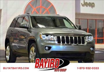 2013 Jeep Grand Cherokee for sale at Bayird Pre-Owned Supercenter of Jonesboro in Jonesboro AR