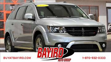 2017 Dodge Journey for sale at Bayird Pre-Owned Supercenter of Jonesboro in Jonesboro AR