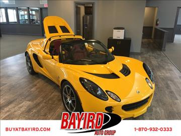 2006 Lotus Elise for sale at Bayird Pre-Owned Supercenter of Jonesboro in Jonesboro AR