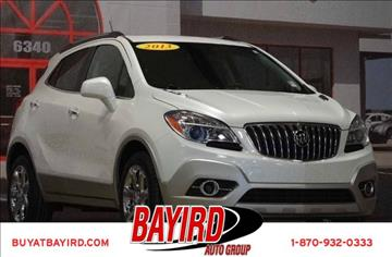 2013 Buick Encore for sale at Bayird Pre-Owned Supercenter of Jonesboro in Jonesboro AR