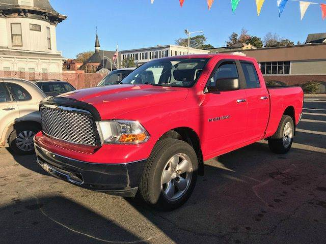 2011 RAM Ram Pickup 1500 for sale at MAIN STREET MOTORS in Worcester MA