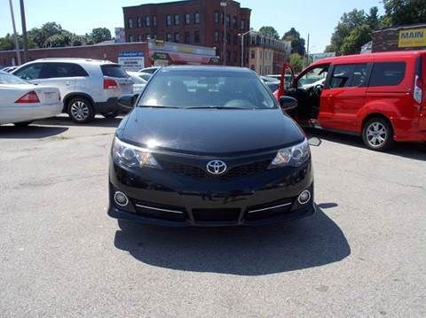2014 Toyota Camry for sale at MAIN STREET MOTORS in Worcester MA