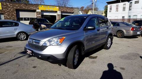 2008 Honda CR-V for sale at MAIN STREET MOTORS in Worcester MA