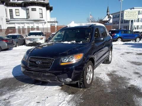 2007 Hyundai Santa Fe for sale at MAIN STREET MOTORS in Worcester MA