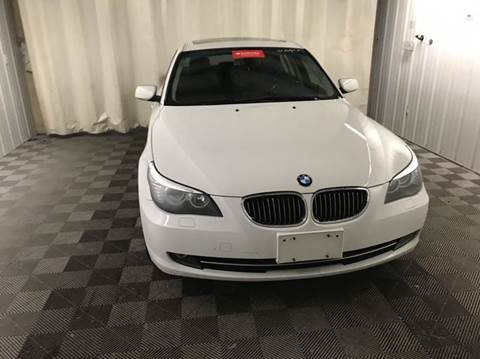 2010 BMW 5 Series for sale at MAIN STREET MOTORS in Worcester MA
