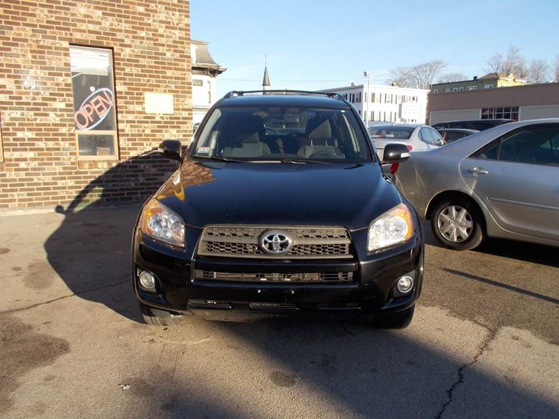 2011 Toyota RAV4 for sale at MAIN STREET MOTORS in Worcester MA