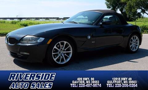 2008 BMW Z4 for sale in Gautier, MS