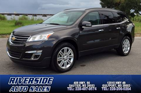 2014 Chevrolet Traverse for sale in Gautier, MS