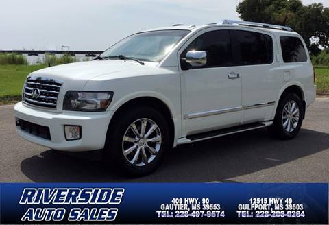 2009 Infiniti QX56 for sale in Gulfport, MS